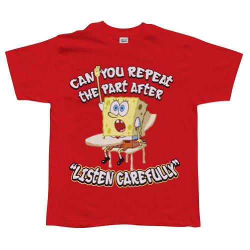 Spongebob Clothing For Boys