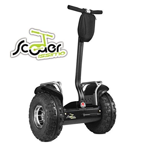 Scooterissimo - Climber Off Road scooter Elettrico auto bilanciato con...