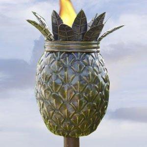 Pineapple Tiki Torch from Orona