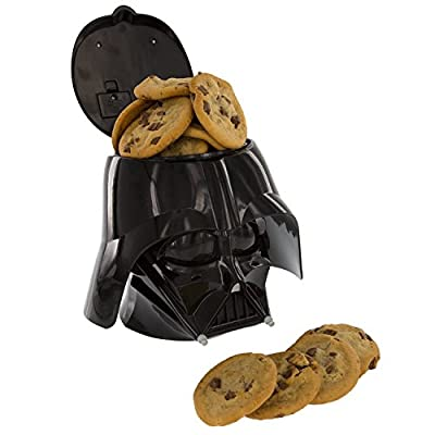 Star Wars Darth Vader Cookie Jar with Authentic Movie Sounds