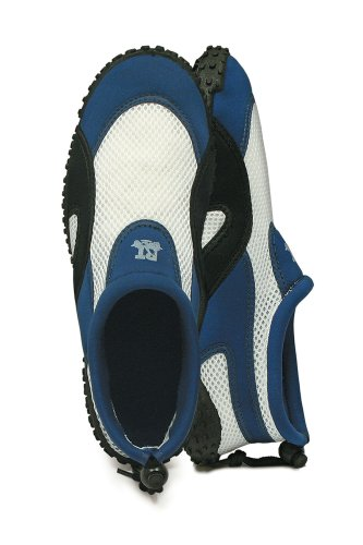 Tusa Reef Tourer Dive Slipper (Blue, 4)