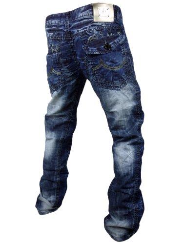 Gu00fcnstige Herrenjeans u2013 Kosmo Lupo Joint Herren Jeans Hose [415] - Gu00fcnstige Herrenjeans