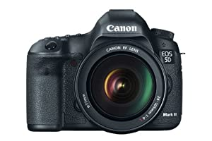 Canon EOS 5D Mark III 24 - 105 Kit Digital SLR (DSLR) Camera