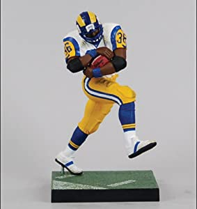 NFL St. Louis Rams McFarlane 2011 Series 26 Jerome Bettis Action Figure