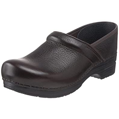 Dansko Professional Oiled Casual Clog - Men's Brown Bullhide, 42.0