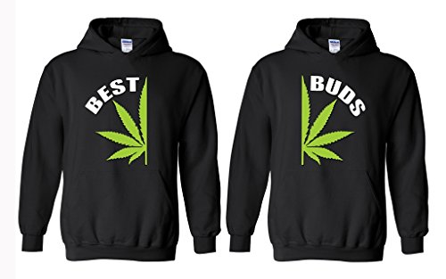 artix-best-buds-pot-leaf-marijuana-weed-cannabis-420-couples-gifts-couple-unisex-hoodie-sweatshirt-l