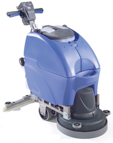 """Nacecare Tt3450 Electric Automatic Scrubber, 17"""" Brush, 180 Rpm, 8 Gallon Capacity, 1.6Hp, 65' Power Cord Length front-582081"""