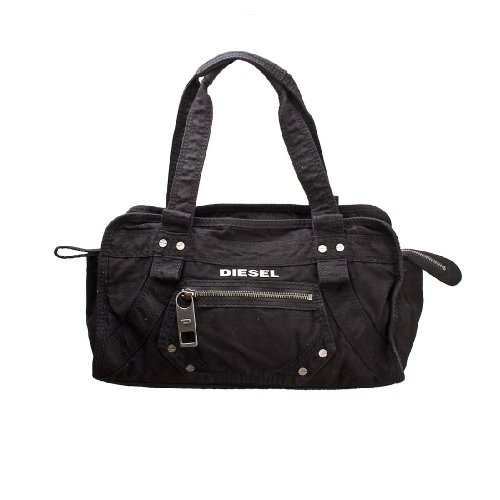 Diesel X Ray Lifetime Black Shoulder Bag