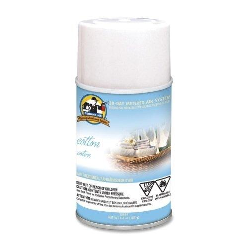 Cheap Genuine Joe Metered Air Fresheners,F/ GJO10440,Lasts 30 Days,Cotton SKU-PAS932341 (B008GQI6DI)