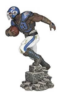 "NECA Gears Of War 3 ""Thrashball Cole"" Hand Painted Resin Statue Amazon Exclusive"