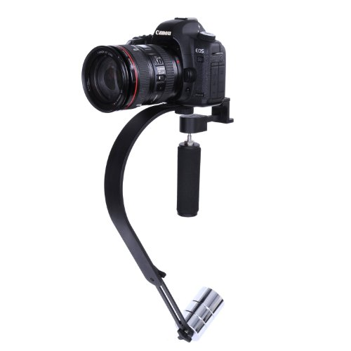 Opteka Steadyvid 200Ex Pro Video Stabilizer System For The Following Jvc Professional Series Camcorders: Jvc Gy-Hm650 Prohd Nobile News Camera, Gy-Hm600, Gy-Hm150U, Gy-Hm150U