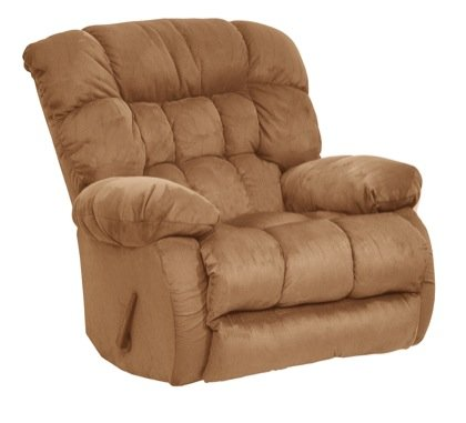 Reclining sofa cover for Catnapper teddy bear chaise recliner