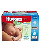 Messes will appear in a mom's life time and time again. Huggies Natural Care Wipes with Triple Clean Layers help manage these messes. Whether it's changing time or play time, more moms prefer the gentle clean of Huggies Natural Care Wipes. Built wi...
