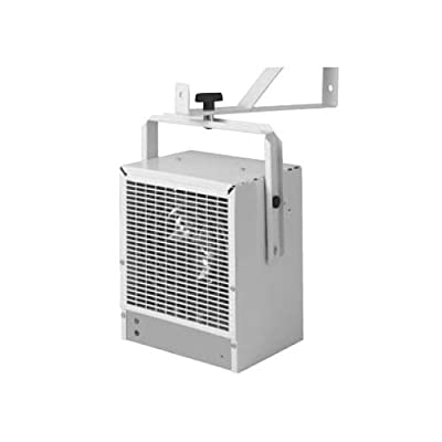 Dimplex DGWH4031 4000 Watt 13,648 BTU Portable Heater with 160 CFM Fan and Wall/,