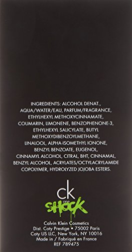Calvin Klein 3-OM-27-01 - EDT Spray, 50 ml