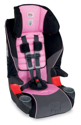 Buy Britax Frontier 85 Combination Booster Car Seat, Pink Sky at Affordable