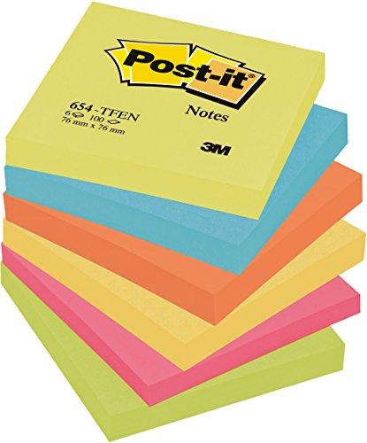 post-it-brand-67614-6-blocchetti-assortiti-100-fogli-per-blocchetto-76-mm-x-76-mm