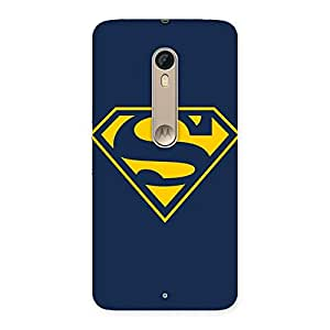 Delighted Premier Yellow Day Multicolor Back Case Cover for Motorola Moto X Style