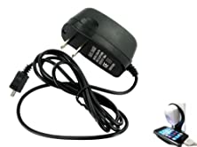 buy Premium Rapid Home Travel Ac Charger House Wall Power Adapter For Sprint Htc Evo 4G Lte (Comes With Wall Charger Holder)