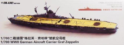 1/700 独海軍空母 グラーフ・ツェッペリン