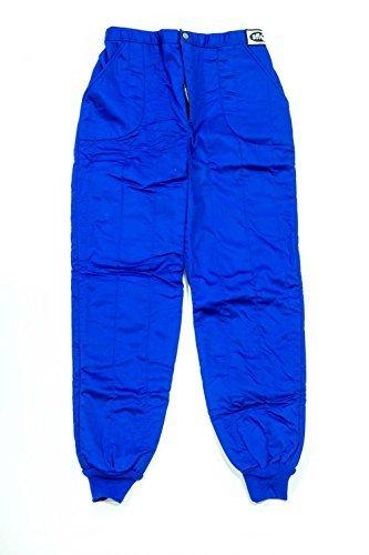 G-Force Racing Gear 4386MBL GF505 Pants Only Medium Blue