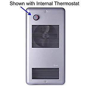 High Quality Bathroom Wall Heater Pulsair 1501t S Silver
