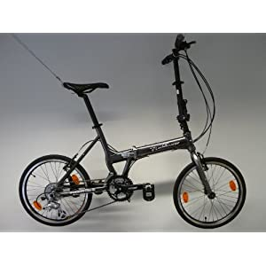 edelweiss r3 folding bike klapprad faltrad. Black Bedroom Furniture Sets. Home Design Ideas
