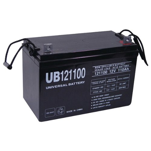 Universal Power Group D5751 Sealed Lead Acid Battery