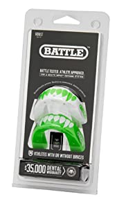 Buy Battle Fang-Edition Mouth Guard (2-Pack) by Battle