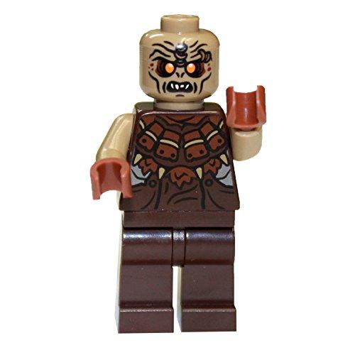 LEGO Mordor Orc (Bald) Minifigure - 1