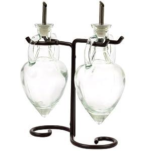 Olive Oil Gift Set Oil Vinegar Bottles Or