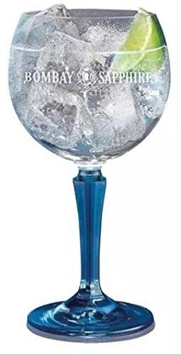 Bombay Sapphire Verre à cocktail, ballon, édition limitée 62 cl
