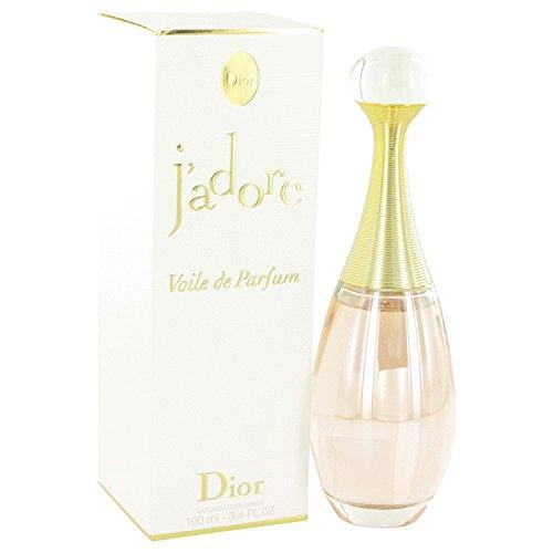 Christian Dior discount duty free Jadore Voile De Parfum Perfume By Christian Dior 3.4 oz Eau De Toilette Spray For Women - 100% AUTHENTIC