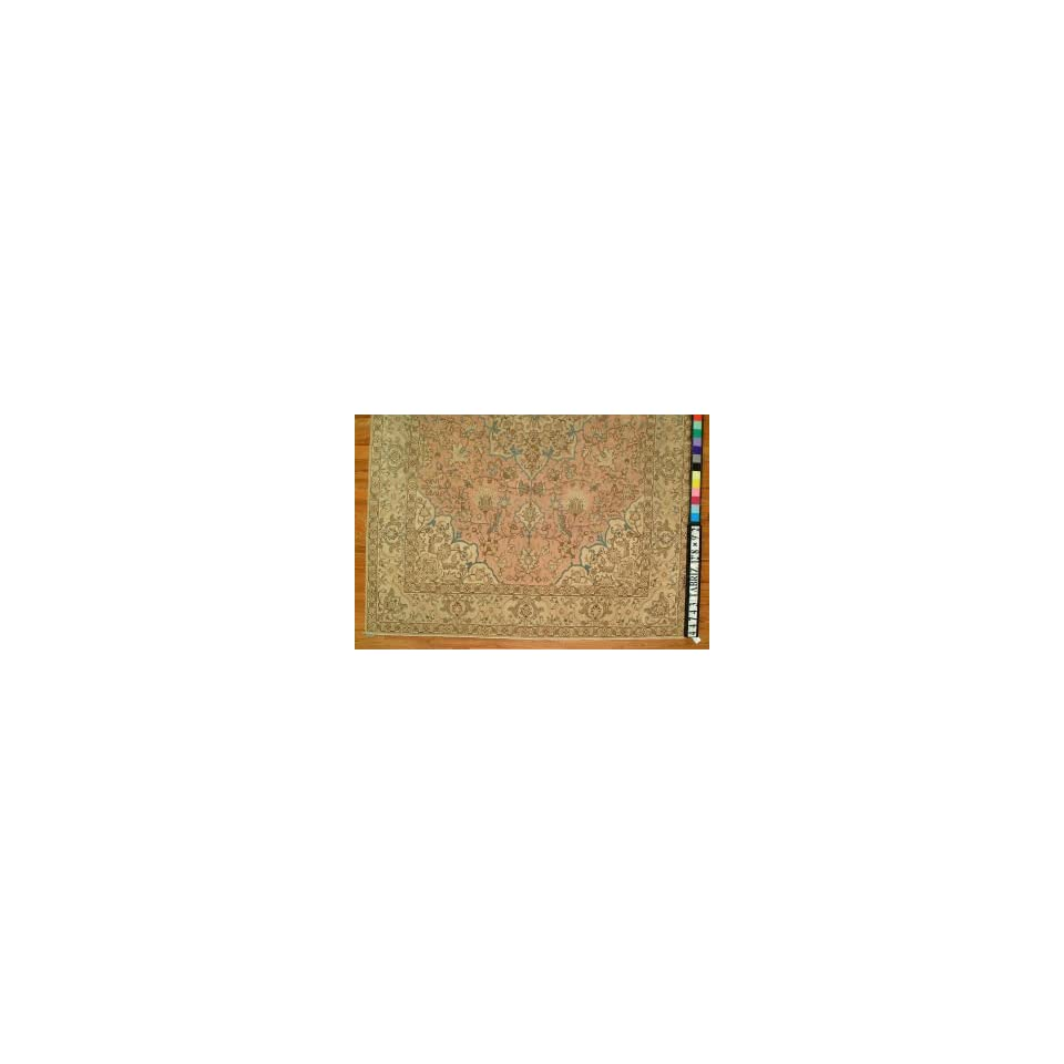 9x12 Hand Knotted Tabriz Persian Rug   92x128