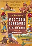 img - for A Treasury of Western Folklore book / textbook / text book