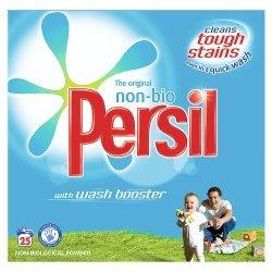 Persil Powder Non Bio 25Wash x 1