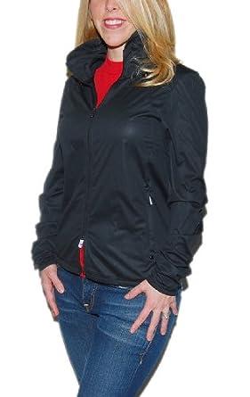 Polo Ralph Lauren RLX Ladies Black Golf Zip Jacket Coat Polyester Medium by RALPH LAUREN