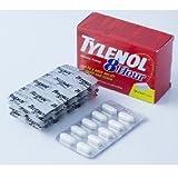 201 頭痛・生理痛・歯痛・筋肉痛【タイレノール8時間650mg×50錠 】 TYLENOL 8Hour  海外直送品 人気・売れてます