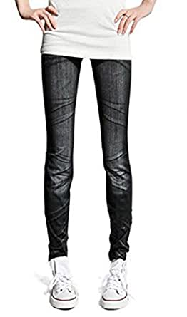 Women's Denim Jeans Sexy Jeggings Trousers Tights Skinny Pants