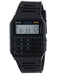 Casio CA53W Databank Calculator Watch