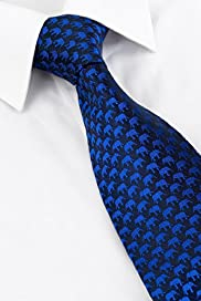 Collezione Sartorial Pure Silk Elephant Print Tie