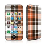 Apple iPhone 4用スキンシール【Copper Plaid】