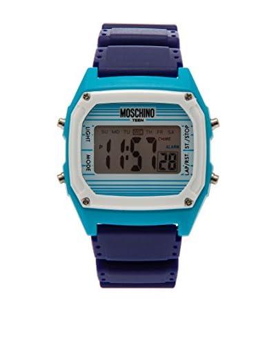 Moschino Teen Reloj Digital Teen Azul