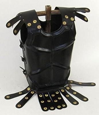 Nauticalmart Faux Leather Armor Jacket (L-20341)
