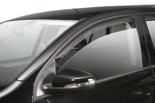 mit ABE ClimAir Windabweiser vorne für Volvo V50 M Kombi 5-türer