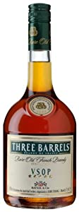 Three Barrels Cognac 70cl