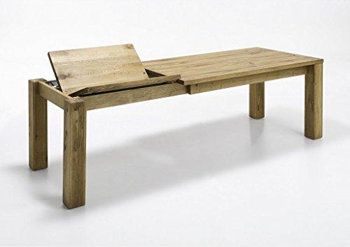 esszimmertisch wildeiche massiv ausziehbar com forafrica. Black Bedroom Furniture Sets. Home Design Ideas