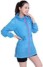 Outdoor clothing skin female models 2015 ultralight windproof breathable quick-drying skin coat FBYS