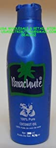 Parachute Coconut Oil 500ml Case Of 12 by Spicy World