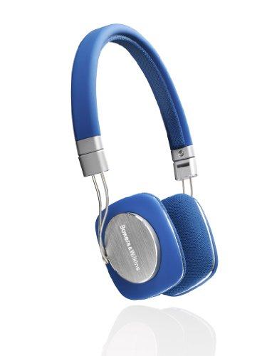 Bowers & Wilkins P3 Headphones - Blue/Grey